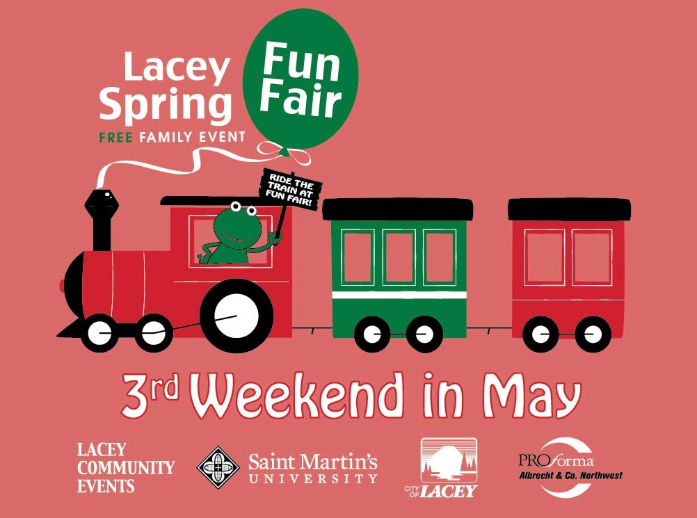 Lacey Spring Fun Fair